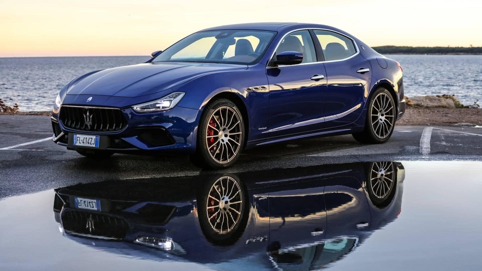 Maserati no lanzará vehículos de menor tamaño que los Levante y Ghibli