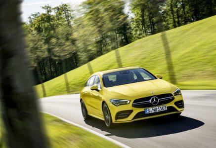 Mercedes-AMG CLA 35 4MATIC Shooting Brake: Familiar de altos vuelos