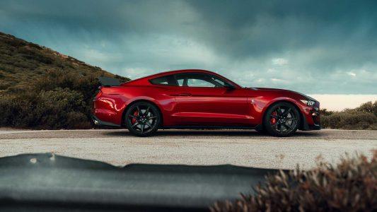 Mustang Shelby GT500 2020: así es el Ford de calle más potente de la historia