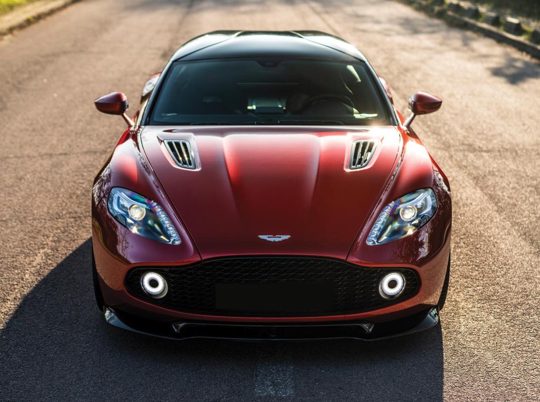 ¿Qué ha pasado para que este Aston Martin Zagato se venda por 500.000 euros habiendo costado 700.000 euros?