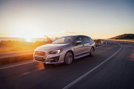 Subaru Levorg 2019: Ahora con motor a GLP