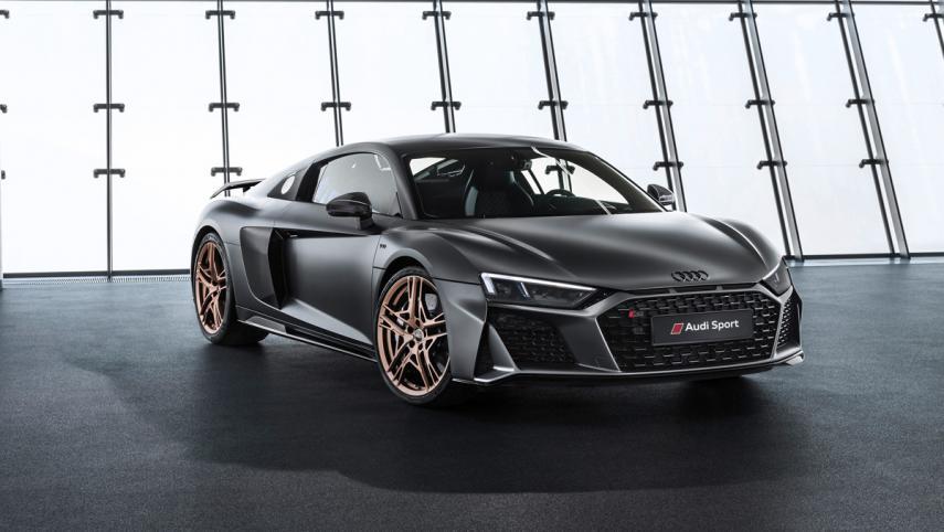 ¿Un V10 en el nuevo Audi R8?  Audi Sport quiere que así sea