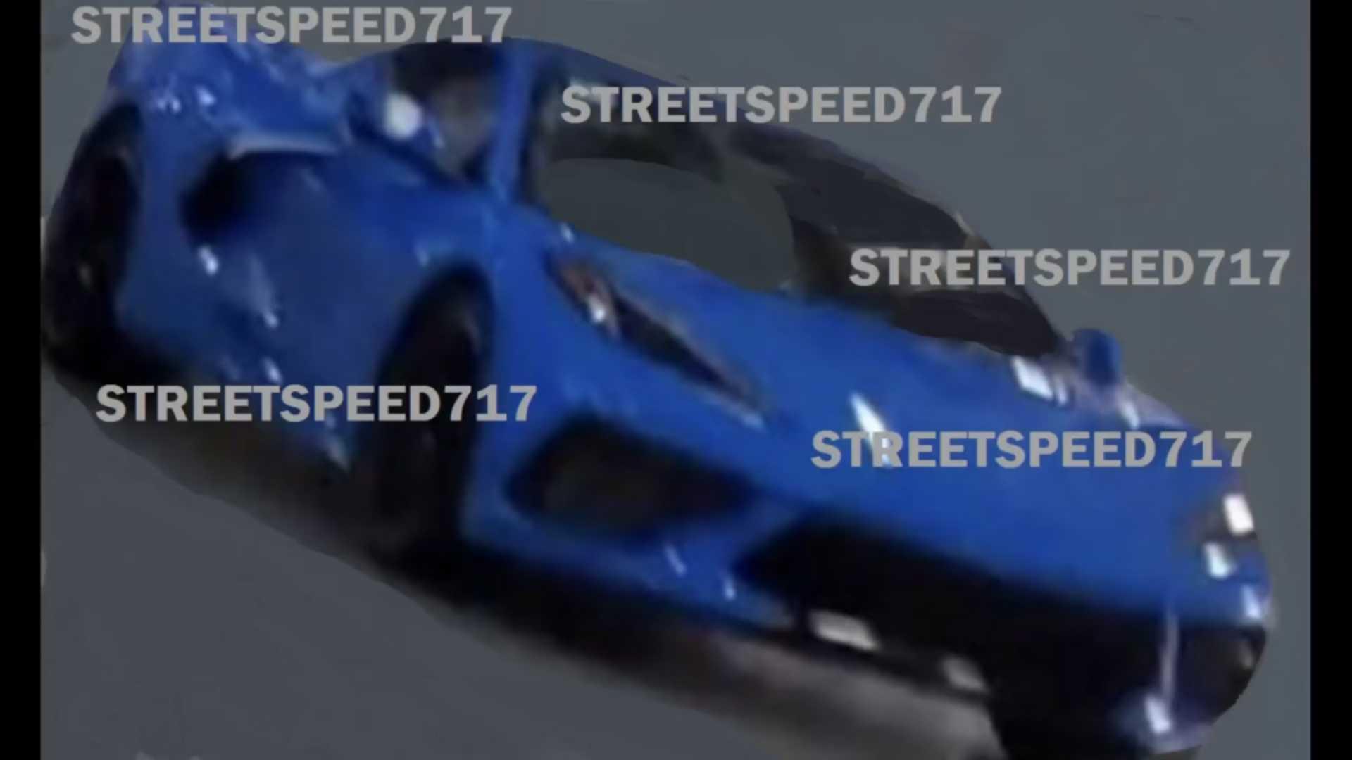 Así es el nuevo Corvette C8, ¡filtrado!