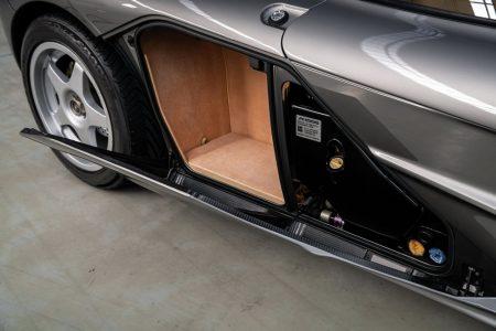 A subasta uno de los dos McLaren F1 'LM-Specification' construidos (homologados para calle)