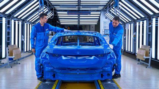 Arranca la producción del primer BMW Serie 1 de tracción delantera