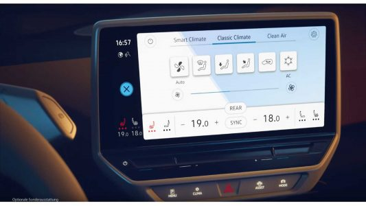 Así es el interior del Volkswagen ID.3: Un diseño que recuerda mucho al BMW i3