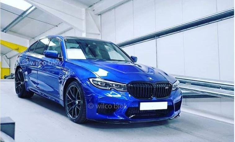 Así será el nuevo BMW M3: nueva ilustración