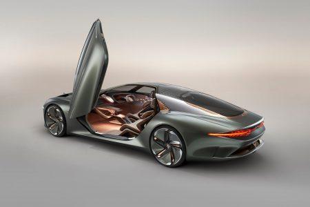Bentley EXP 100 GT: Mirando a un futuro eléctrico con 700 kilómetros de autonomía