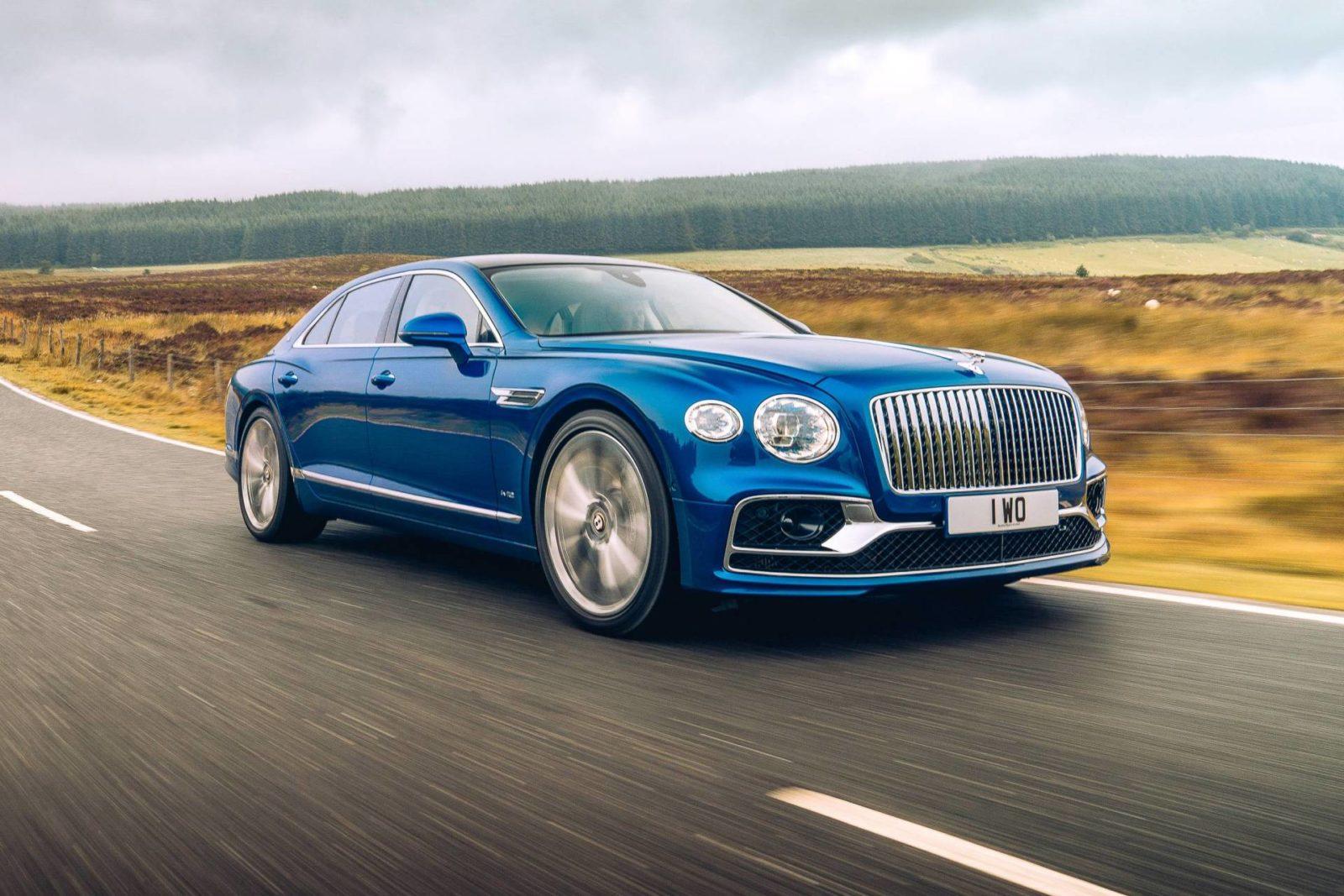 Bentley Flying Spur First Edition: Una serie limitada con fines benéficos