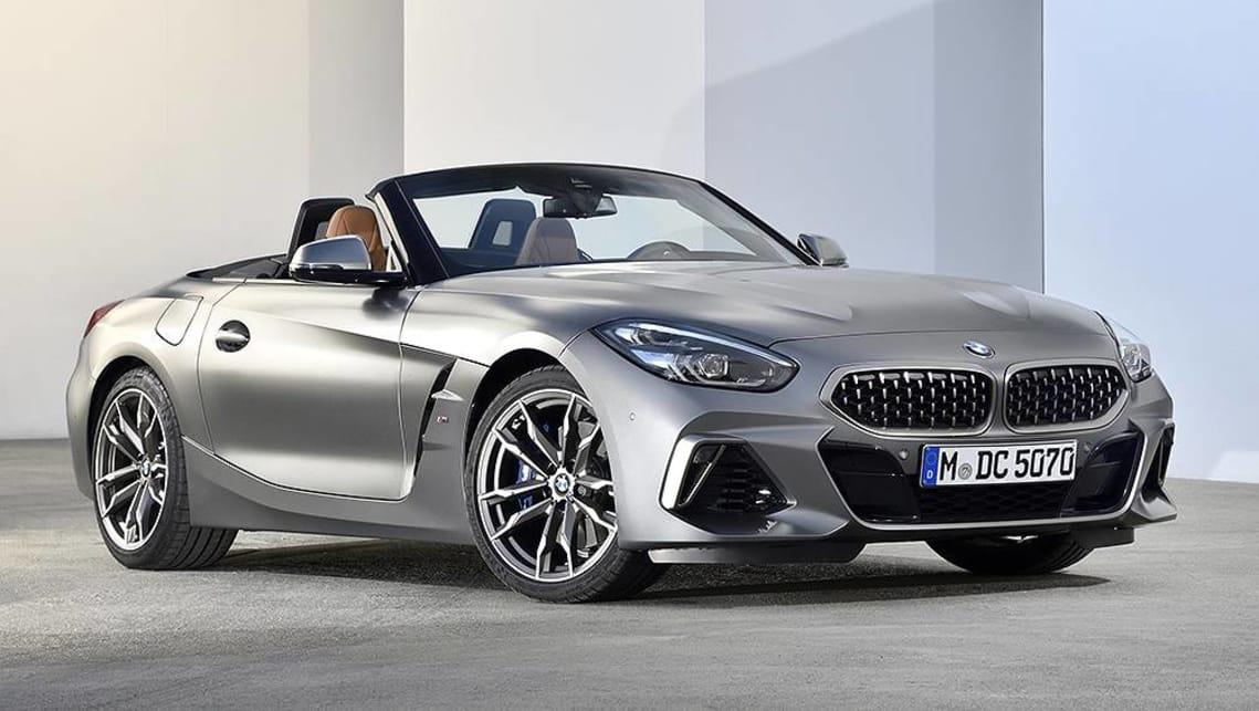 BMW añade caja de cambios manual al Z4 sDrive20i de 197 CV
