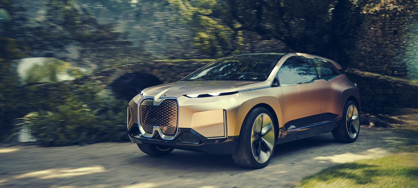 BMW i6: el iNEXT toma forma y llegará antes de lo esperado