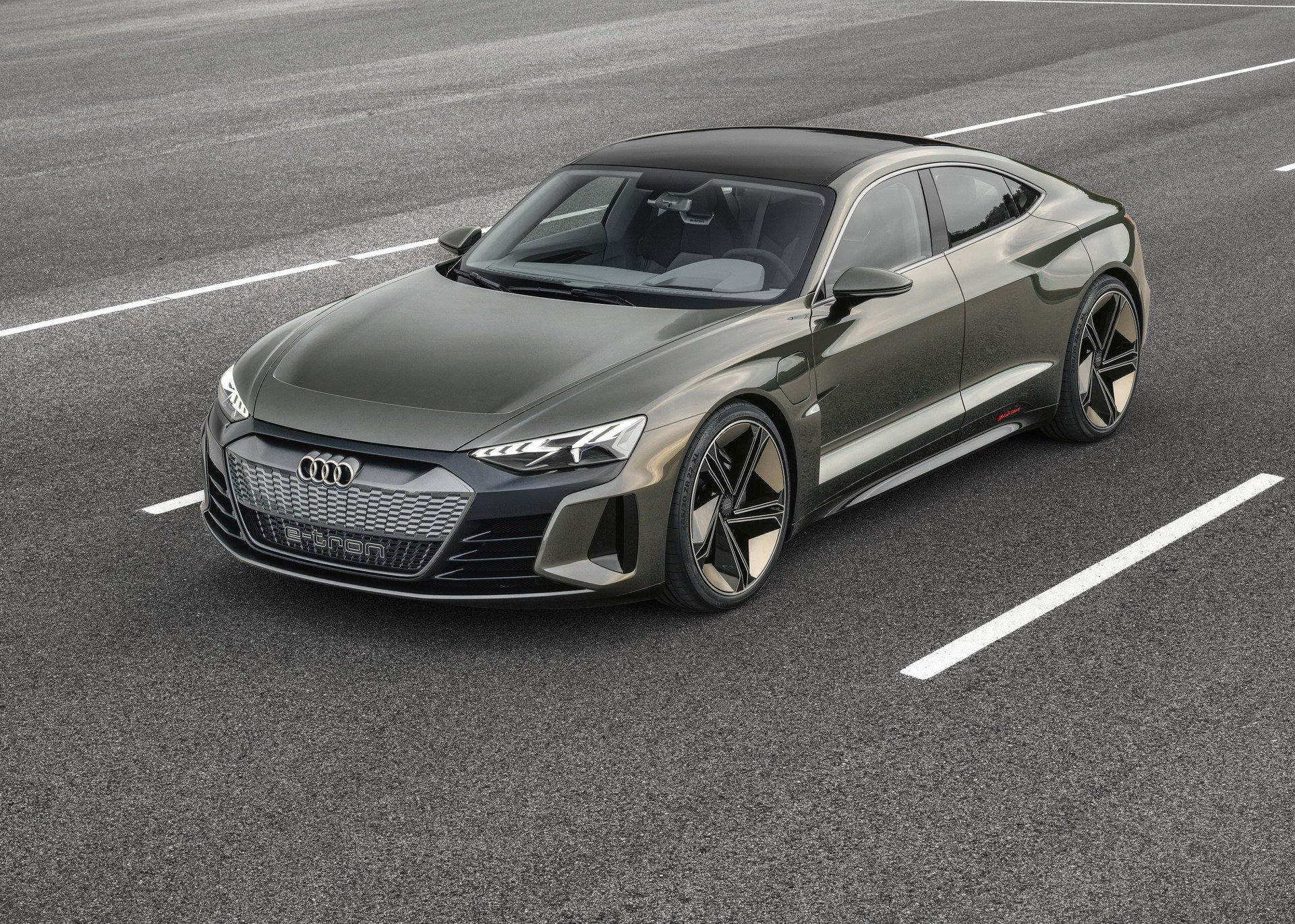 El Audi R8 y el e-tron GT se producirán en la misma fábrica