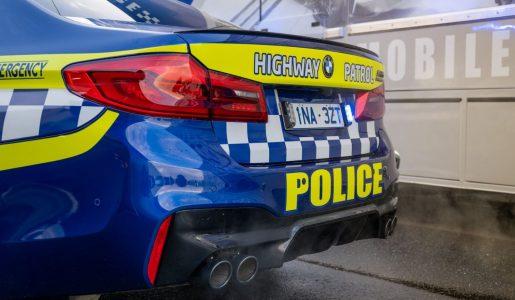 El coche policial más rápido de Australia es... un BMW M5 Competition