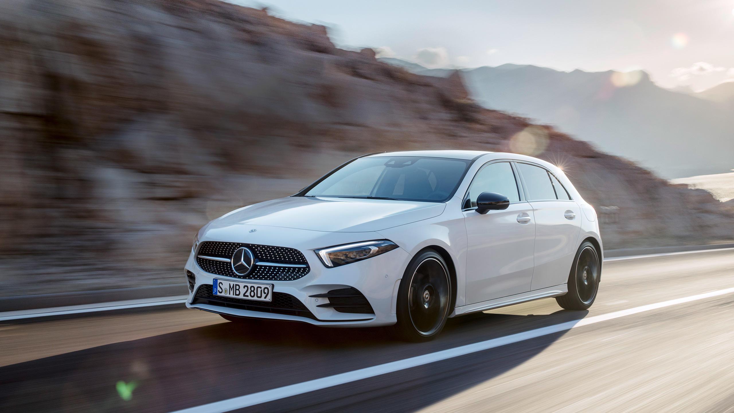 El Mercedes-Benz A250e híbrido enchufable llegará en Septiembre