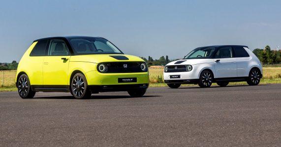 El nuevo Honda e tendrá 150 CV, propulsión trasera y 200 km de autonomía: ¿Qué esperamos de él?