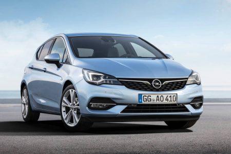 El Opel Astra 2020 recibe nuevos motores y más tecnología