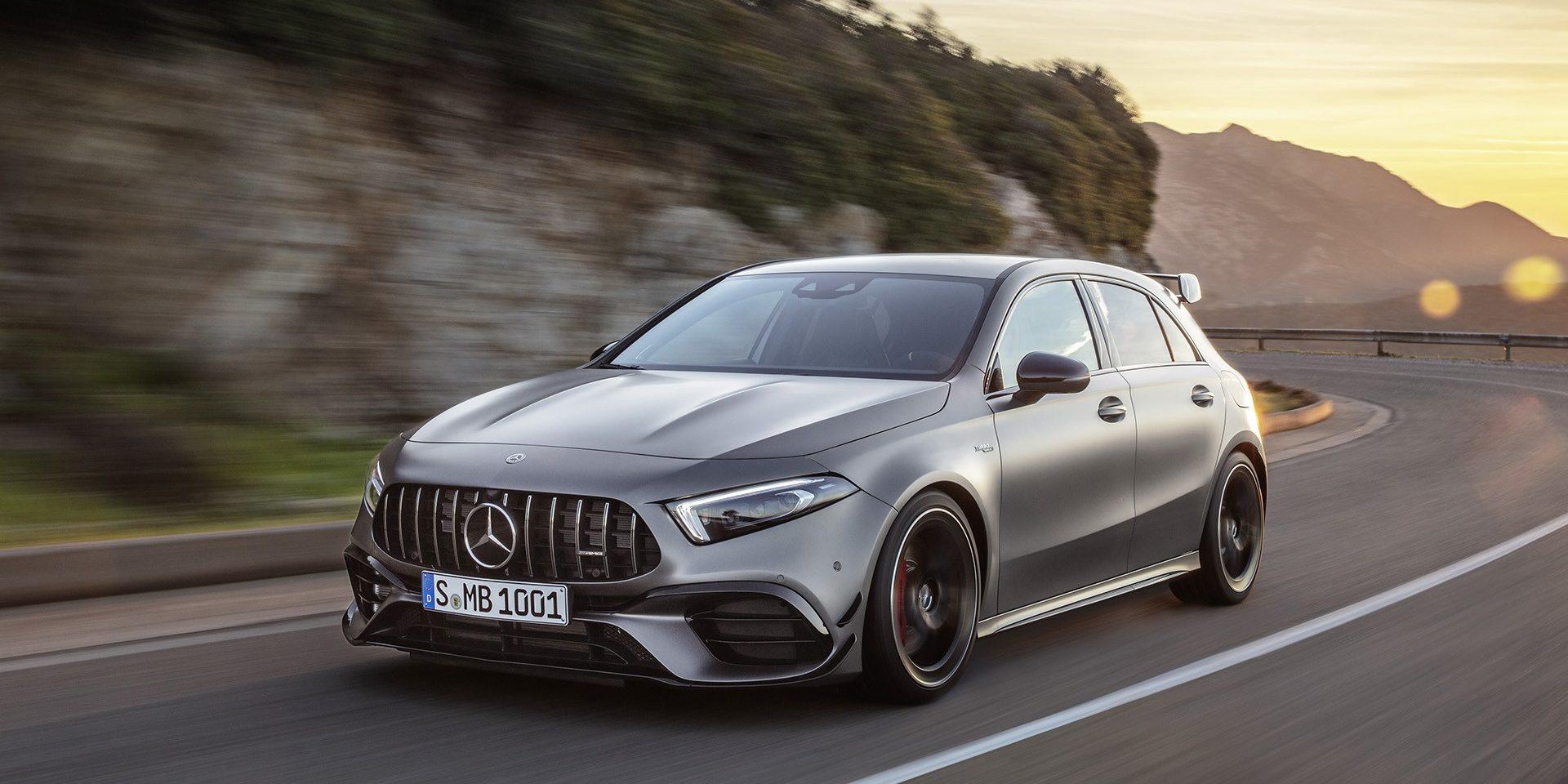 ¿El principio del fin? Los Mercedes-AMG harán menos ruido debido a las normativas europeas