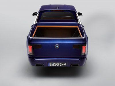 Este BMW X7 'pick-up' es real, pero sólo existe una unidad y no podrás adquirirlo