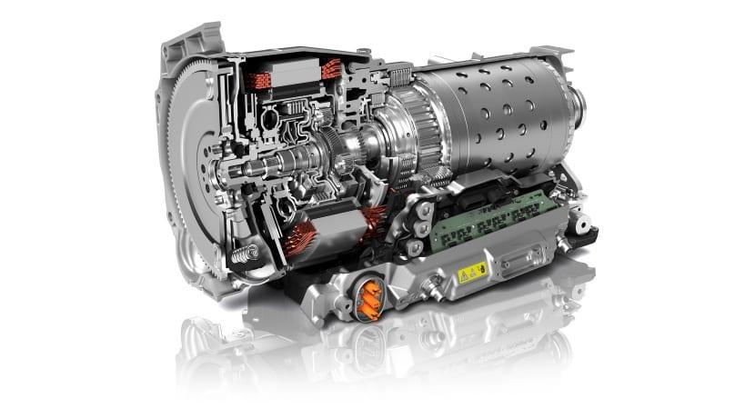 FCA también equipará en sus modelos la nueva caja de ocho velocidades de ZF