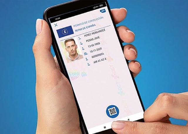 Llevar tu carnet de conducir en el móvil será posible próximamente gracias a la app 'miDGT'