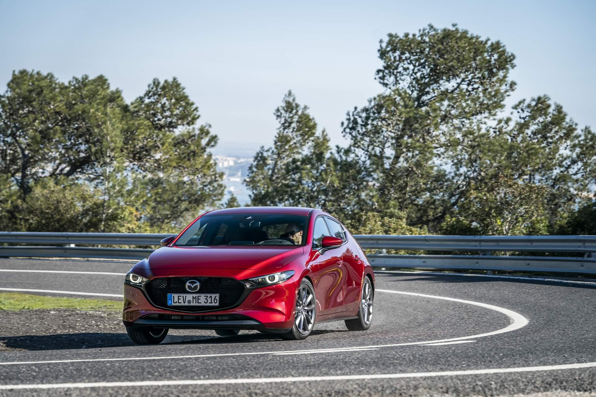 Mazda lo deja claro: No planean lanzar un Mazda3 MPS