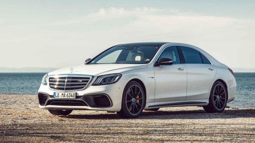 Mercedes EQS: así será el Clase S eléctrico