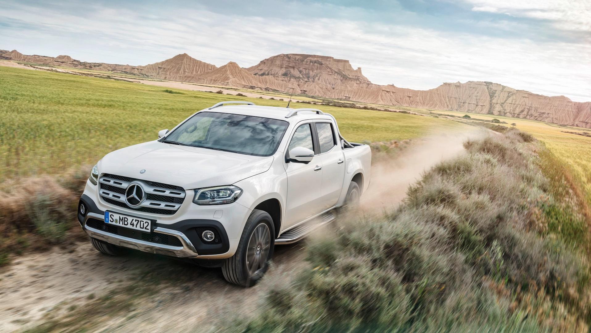 Mercedes podría cesar la producción de la Clase X, ¿por qué motivo?