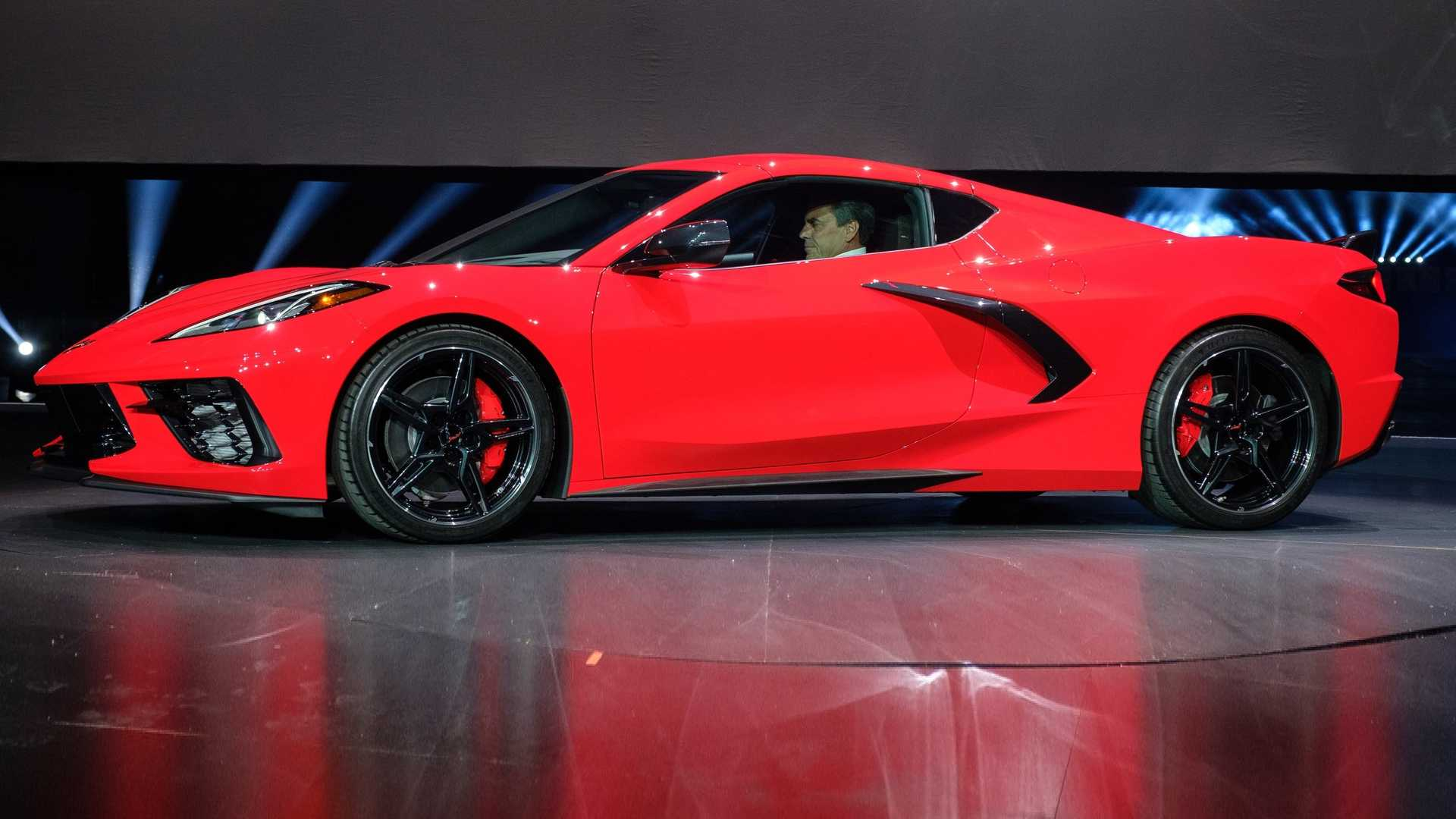 Oficial: nuevo Chevrolet Corvette C8 Stingray