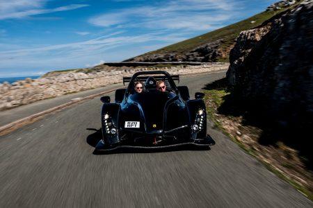Radical Rapture: La bestia homologada para calle con motor de Ford Focus RS