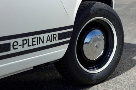Renault e-Plein Air concept: El cuatro latas se vuelve eléctrico