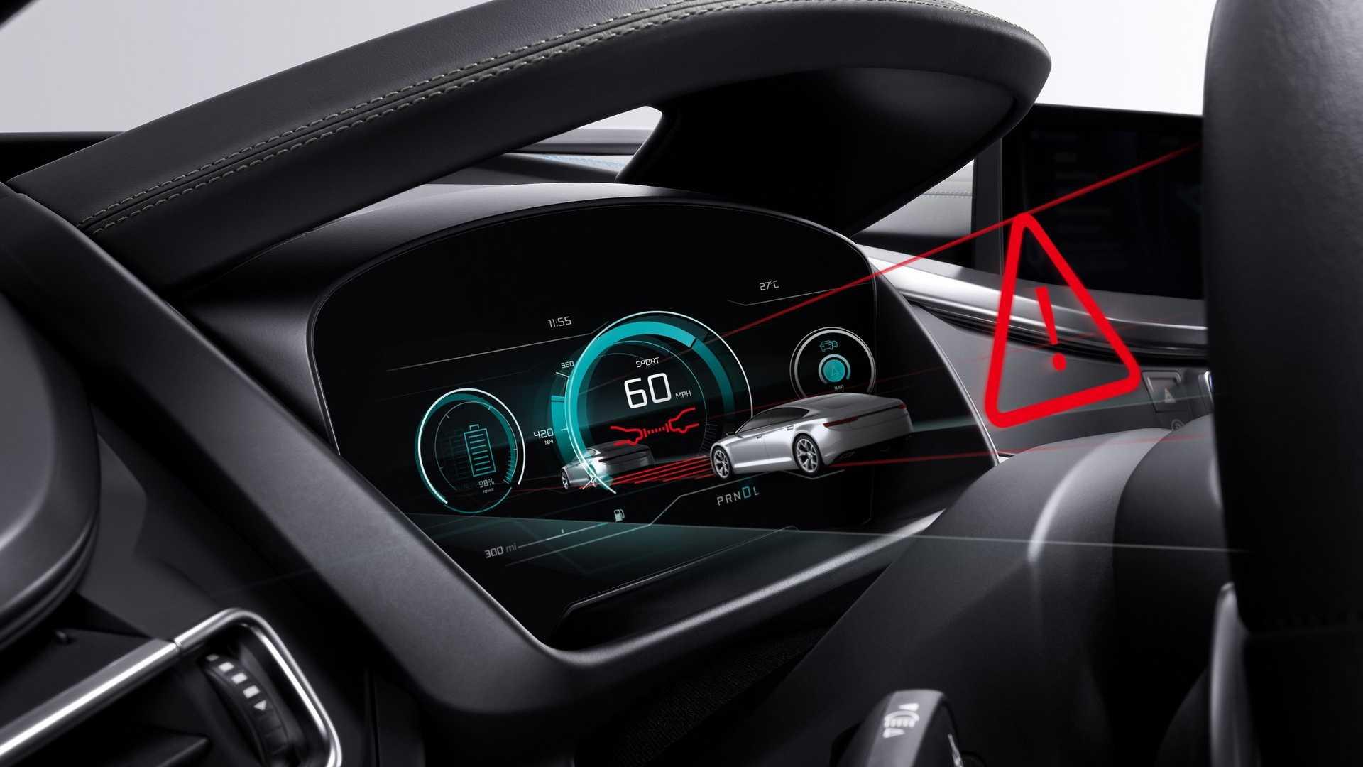 Bosch presenta la primera instrumentación 3D: ¿El siguiente paso?