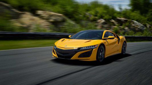 El Acura NSX finalmente vuelve a estar disponible en color amarillo