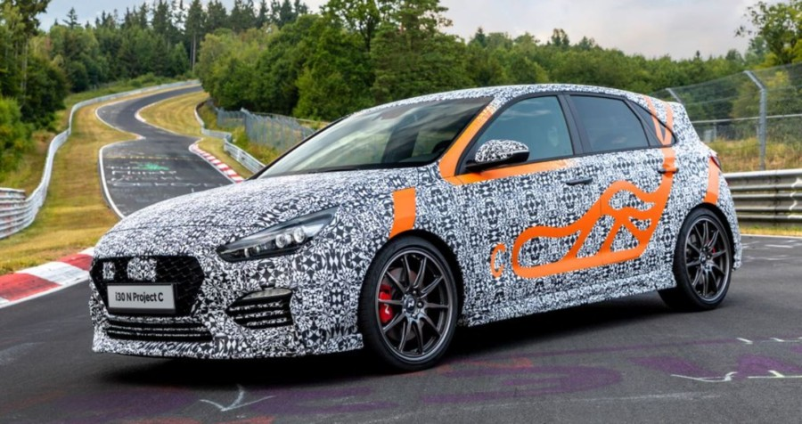 El Hyundai i30 N Project C está a punto de ser presentado: Más ligero y prestacional