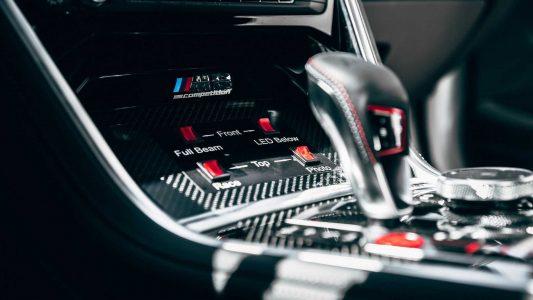 El nuevo coche de seguridad de MotoGP es el BMW M8 Safety Car con 625 CV