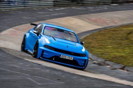 El nuevo récord de tracción delantera y de un vehículo de cuatro puertas en Nürburgring es ahora de un coche chino