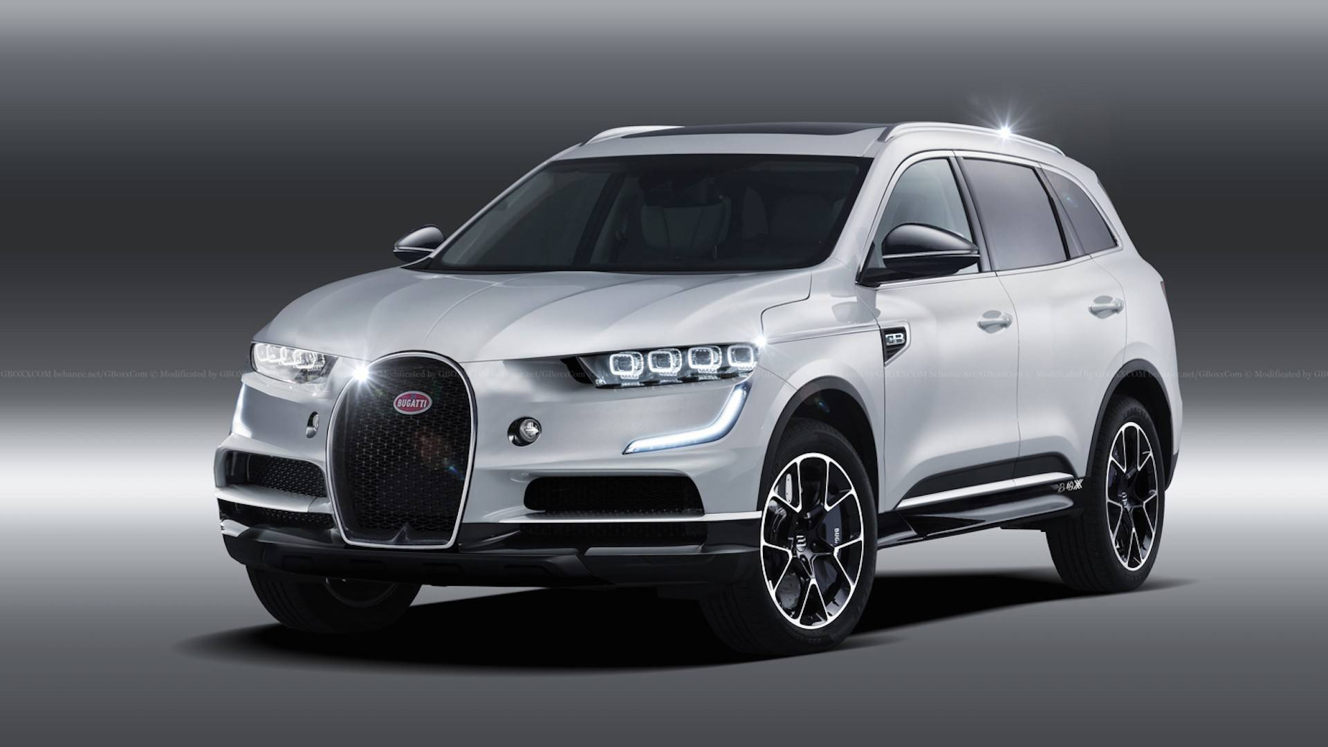 El SUV de Bugatti toma forma, ¡nuevos datos!