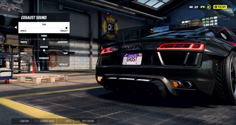 Esta es la lista completa de coches del Need for Speed Heat