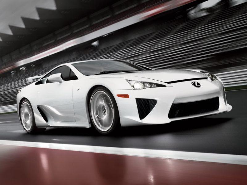 Lexus lanzará un sucesor del LFA si encuentra un apoyo masivo de los medios