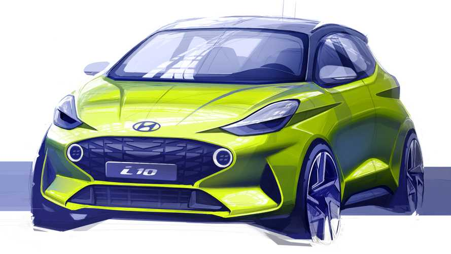 Nuevo Hyundai i10: primer anticipo oficial