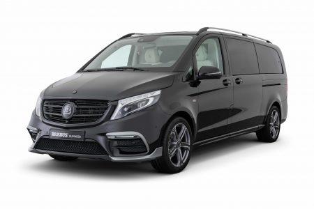 "¿Te gastarías 296.395 euros en una Mercedes Clase V ""tuneada"" por BRABUS?"