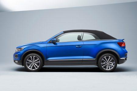 Volkswagen T-Roc Cabrio 2020: El primer SUV descapotable de la firma