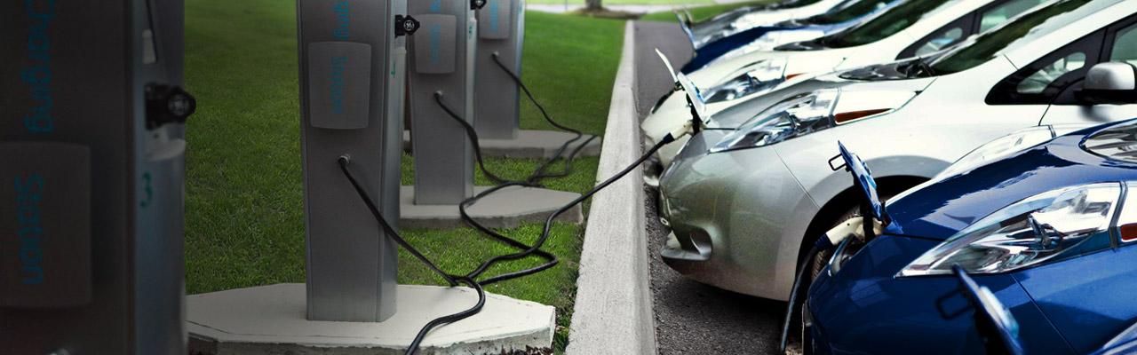 Ya hay más estaciones de carga para vehículos eléctricos que gasolineras en Reino Unido