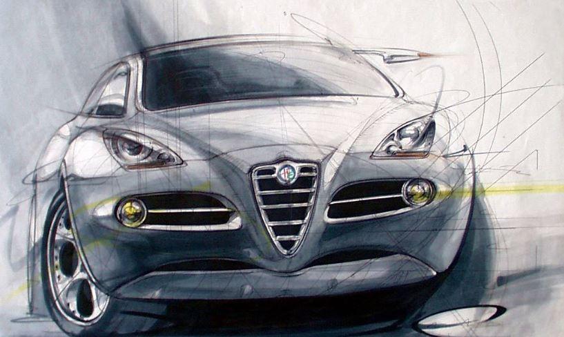 Alfa Romeo y la vuelta del 33: podría ser un crossover