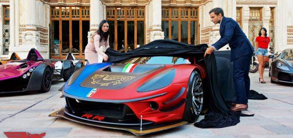 ATS Corsa RR Turbo: 780 kg y 600 CV con un motor Honda sobrealimentado