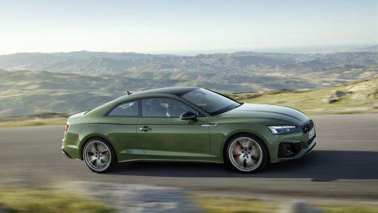 Audi A5 y S5 2020: Más tecnológico y una estética actualizada
