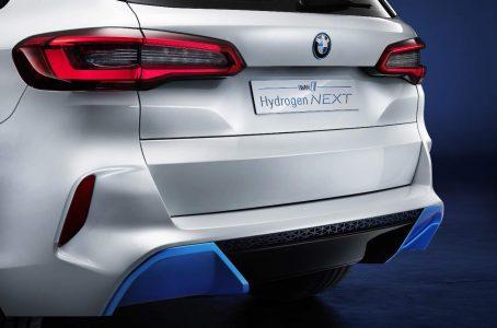 BMW i Hydrogen Next: Un X5 que funciona con pila de hidrógeno