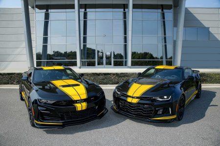 Con Hertz ya puedes alquilar un Chevrolet Camaro con una potencia de hasta 760 CV