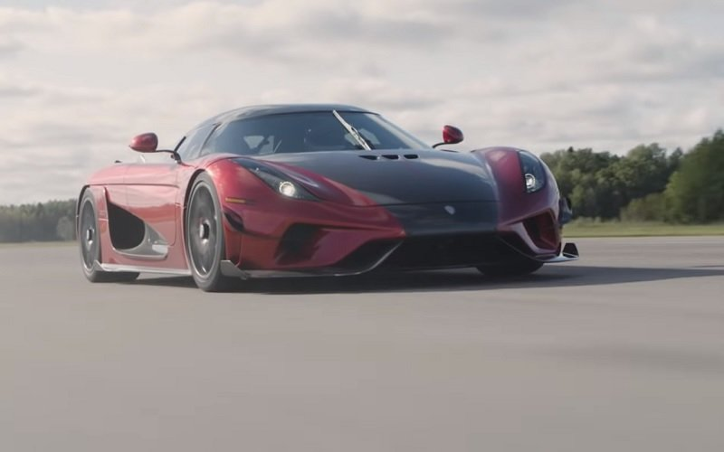 El Koenigsegg Regera híbrido bate el récord del mundo de 0-400-0 km/h