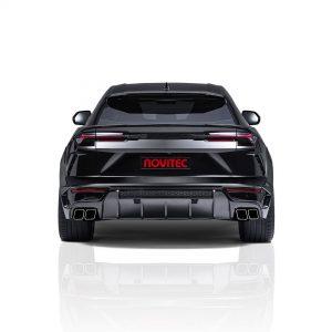 El Lamborghini Urus de Novitec llega a los 782 CV