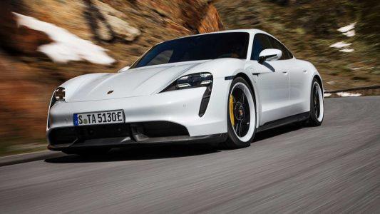 El Porsche Taycan ya es oficial: Hasta 761 CV y 450 kilómetros de autonomía 100% eléctrica